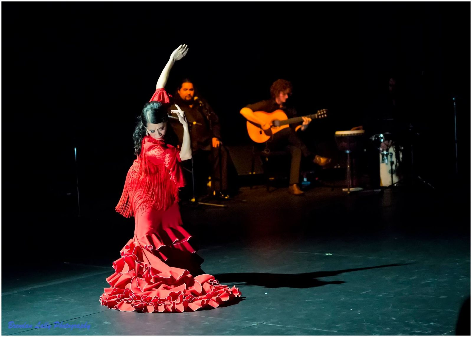 Kasandra Flamenco Ensemble October 27