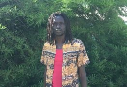 Interview with Emmanuel Jal