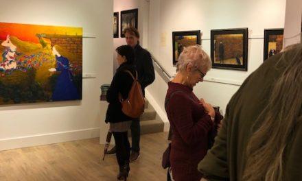 South Granville Gallery Hop