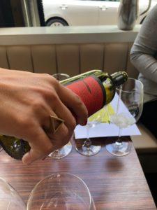 Washington State Winemaker Lunch at Eem Restaurant